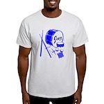 Jazz Drums Blue Light T-Shirt