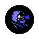 Jazz Drums Blue 3.5