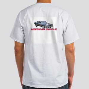 American Muscle Ash Grey T-Shirt