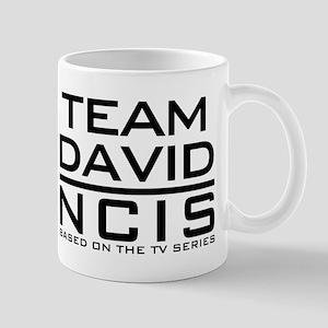 Team David NCIS Mug