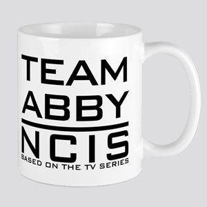 Team Abby NCIS Mug