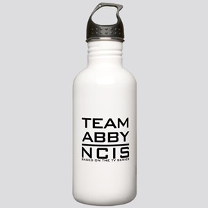 Team Abby NCIS Stainless Water Bottle 1.0L
