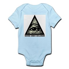 Pyramid Eye Infant Creeper