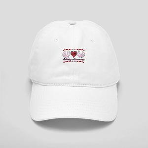 10th Wedding Anniversary Cap