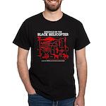 Black Helicopter Dark T-Shirt