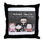MWH goes South Park Throw Pillow
