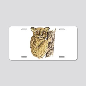 Tarsier Aluminum License Plate
