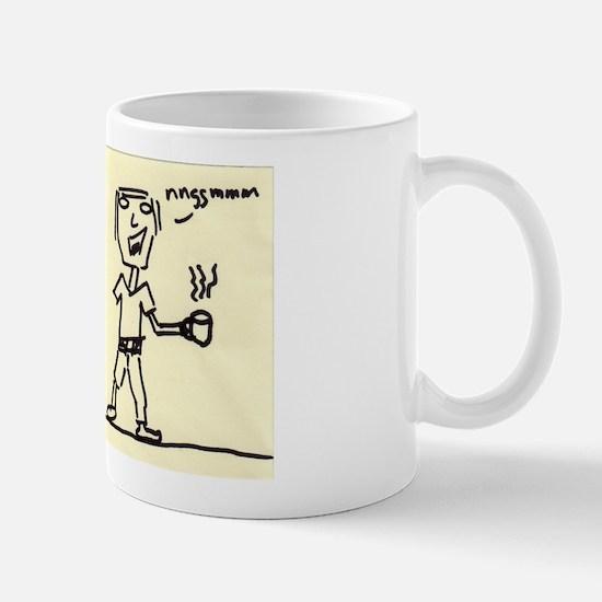 """At the Coffee Shop"" Mug"