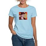 Bob Wills Classic Women's Pink T-Shirt