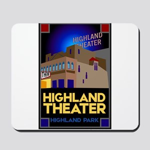 Highland Theater Mousepad