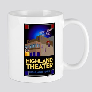Highland Theater Mug