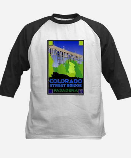 Colorado Street Bridge Kids Baseball Jersey
