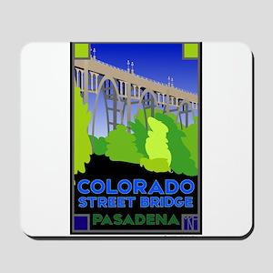 Colorado Street Bridge Mousepad