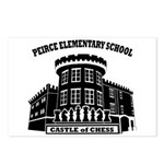 Castle of Chess Postcards (Package of 8)