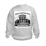 Castle of Chess Kids Sweatshirt