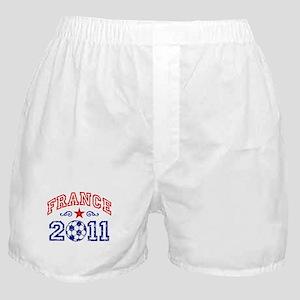 France Soccer 2011 Boxer Shorts