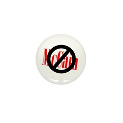Ten Stop John McCain Campaign Pins