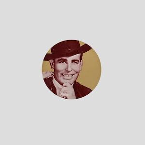Bob Wills Classic Mini Button