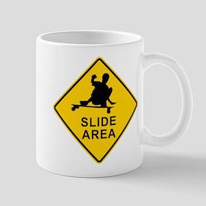Slide area Mug