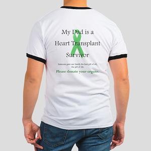 Dad Heart Transplant Ringer T