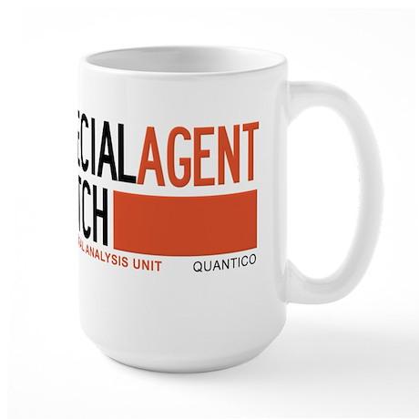 Special Agent Hotch Criminal Minds Large Mug