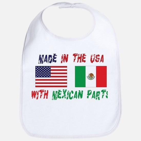 American Mexican Bib
