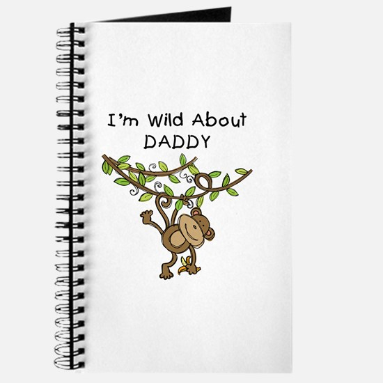 Wild About Daddy Journal