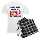 Buffalo Football Men's Light Pajamas