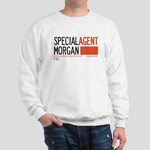 Special Agent Morgan Criminal Minds Sweatshirt