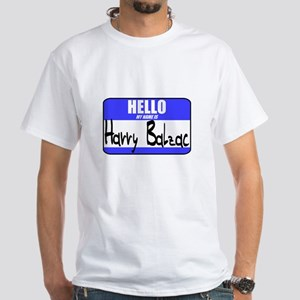 My Name Is Harry Balzac T-shirt