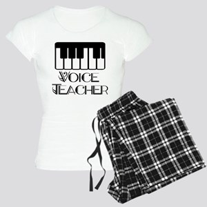 Voice Teacher Women's Light Pajamas