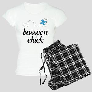Cute Bassoon Chick Women's Light Pajamas