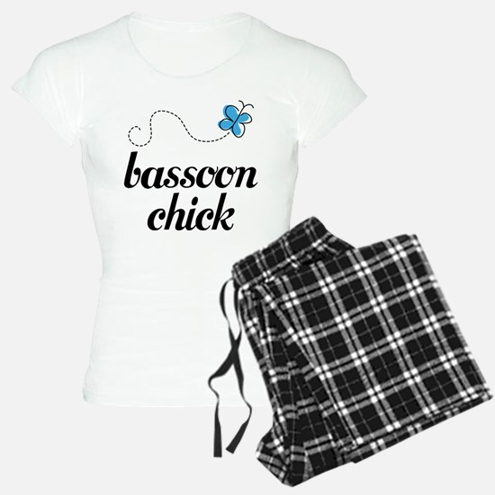 Cute Bassoon Chick Pajamas