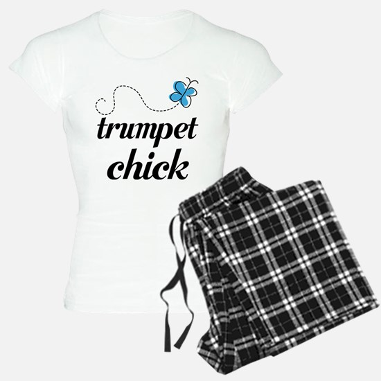 Cute Trumpet Chick pajamas