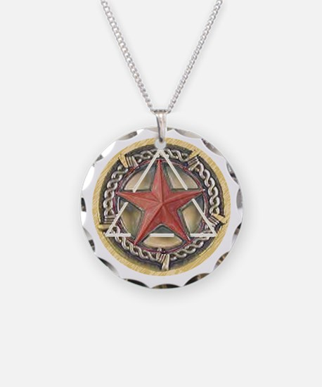 Local Sobriety Necklace Circle Charm