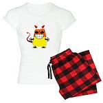 Evil Candy Corn Women's Light Pajamas