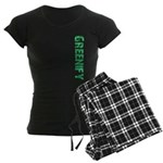 Greenify Women's Dark Pajamas