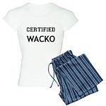 Certified Wacko Women's Light Pajamas