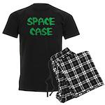 Space Case Men's Dark Pajamas