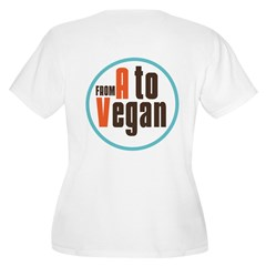 From A to Vegan T-Shirt