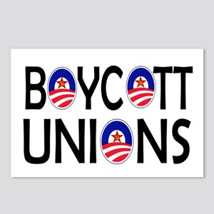 UNIONS R BAD Postcards (Package of 8)