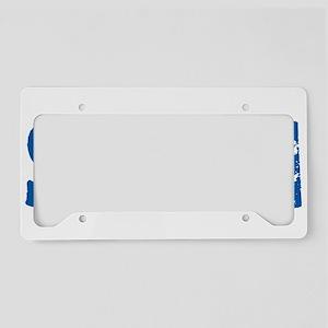 SMBM License Plate Holder