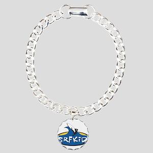 SRFKID Charm Bracelet, One Charm