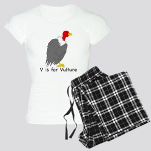 V is for Vulture Women's Light Pajamas