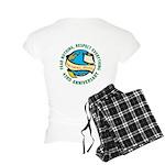 Earth Day Women's Light Pajamas
