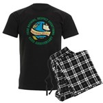 Earth Day Men's Dark Pajamas