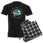 Earth Day Men's Dark Pajamas