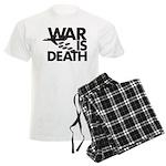 War is Death Men's Light Pajamas