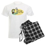 Shank You Very Much! Men's Light Pajamas