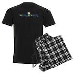 Volley Dolly Men's Dark Pajamas